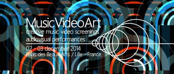 Francesc Marti MusicVideoArt Lille